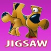 Cartoon Puzzle – Jigsaw Puzzles Box for Scooby Doo - Kids Toddler and Preschool Learning Games