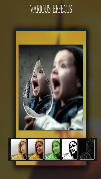 Pic in Pic Photo Editor - #1 App To Make Pip Photos & Selfies screenshot three