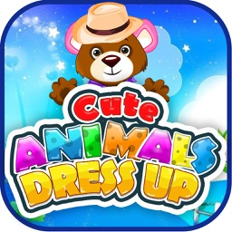 Cute Animals Dress Up - Dress Up Your Pets
