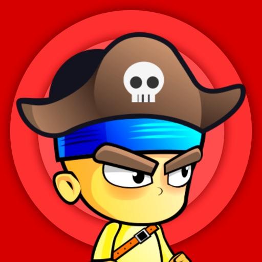 Pirate Dash Find Golden