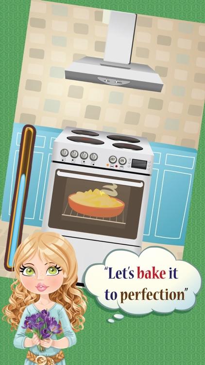 Strawberry Shortcake Maker - A Shortcake baking & Cooking adventure screenshot-3