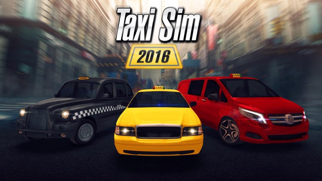 Taxi Sim 2016 Online Hack Tool