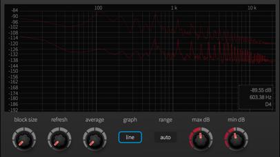 Sound Spectrum Analyzer by betabugs de (iOS, United States