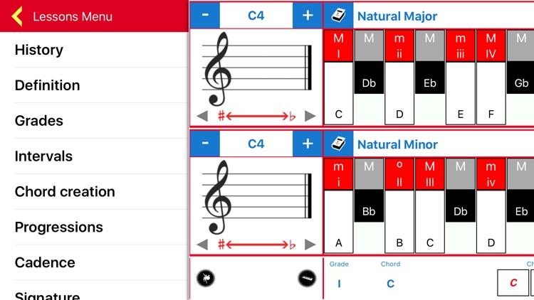 BComposer Scales Lite screenshot-4