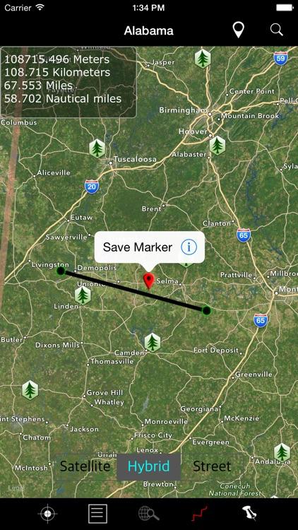 Alabama State Parks & Recreation Areas screenshot-3