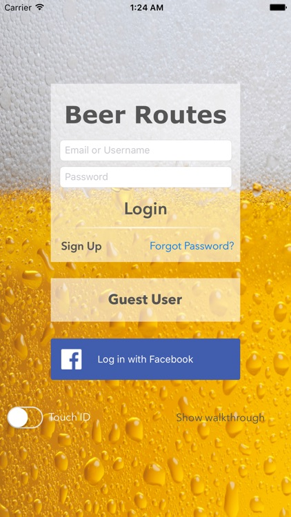 Beer Routes Belgium screenshot-0