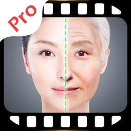 Old Face Video Pro - Funny Aging Gif Movie Maker Booth