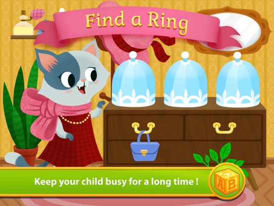 Find the Ring - Funny Games-ipad-1