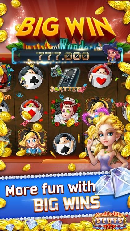 Double Win Slots™ - FREE Las Vegas Casino Slot Machines Game screenshot-4