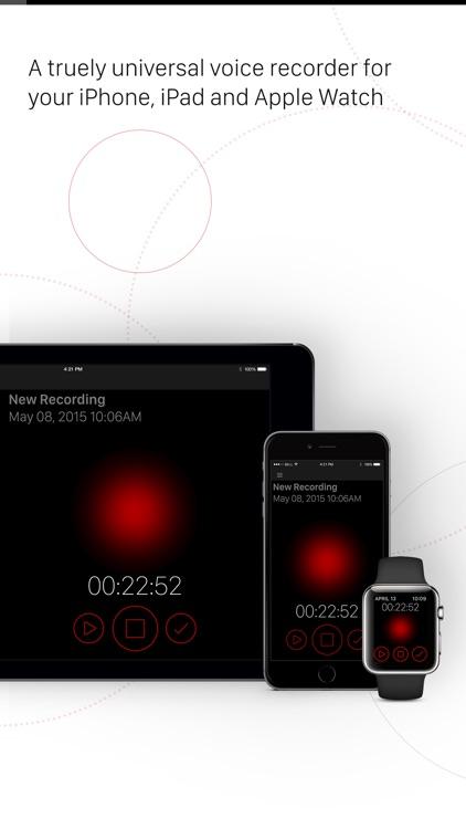 Voice Recorder. screenshot-0