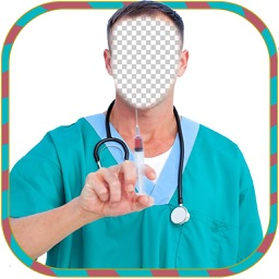 Doctor Suit Photo Maker :Photo Montage
