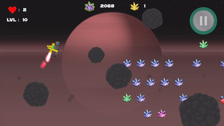 Space Scavenger the Game screenshot-3