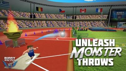 Buddy Athletics Track & Field screenshot one