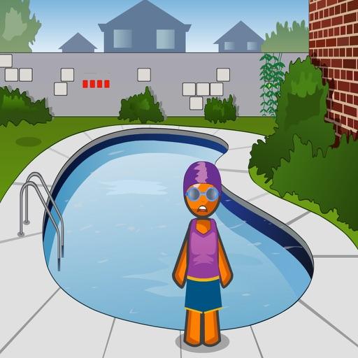 Jolly Boy Swimming Escape