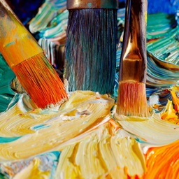 Oil Paint - Photo to Art