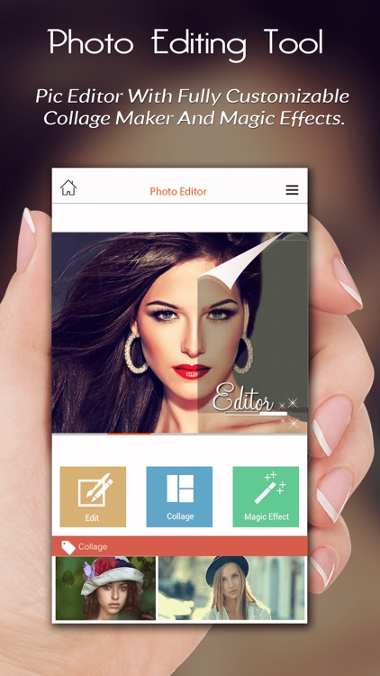 Square Photo Collage Maker - Frames Layout, shape maker, Pics Collage Templates,  Mixture Of Picture