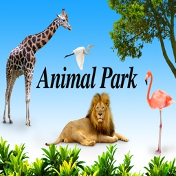 Animal Park - Interactive flash cards for kids