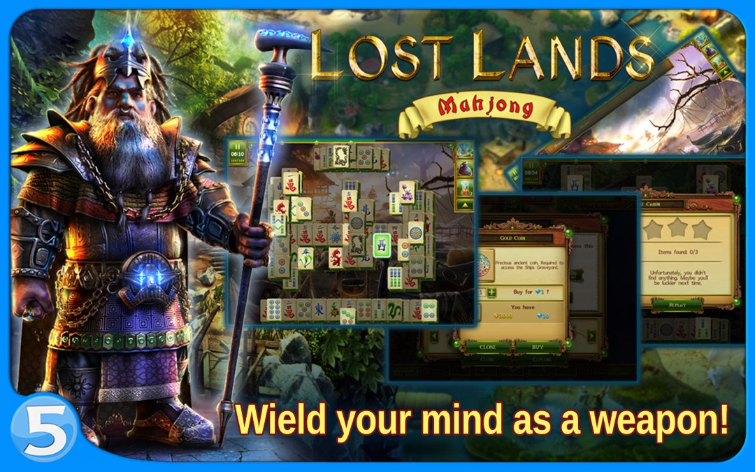 Lost Lands: Mahjong - Online Game Hack and Cheat | Gehack com