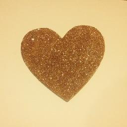 Glitter Photo Frame