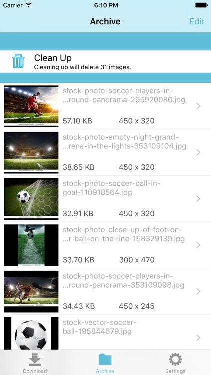 Image Grabber - download multiple images