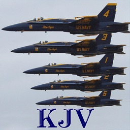 Navy Psalm Daily Quotes KJV