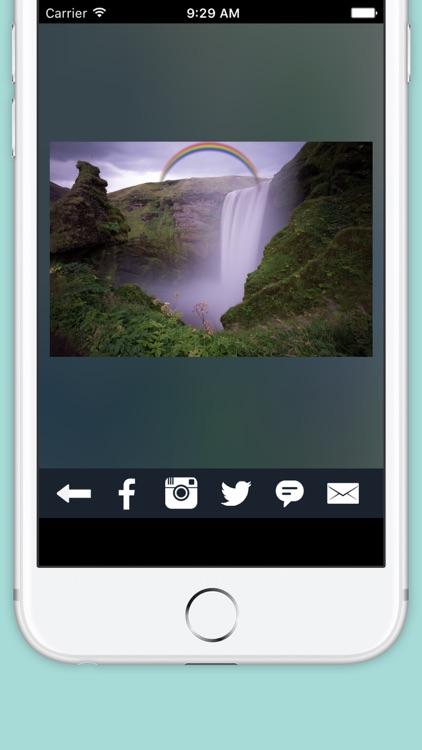 DSLR Camera Effect FX Photo Editor - Add Rainbow Effect for Insta.gram screenshot-3