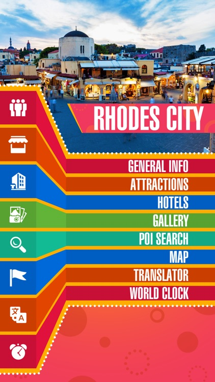 Rhodes City Travel Guide