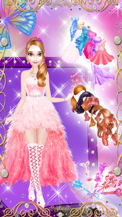 Little Princess Party Makeover