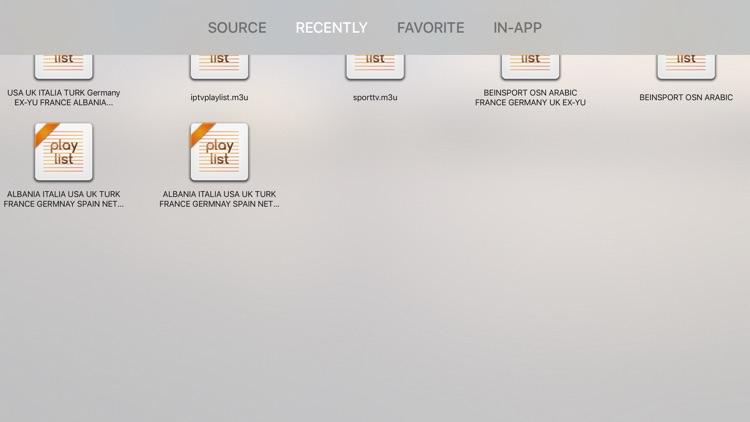 IPTV AMAZING (Support M3U, XSPF, XML Playlist)