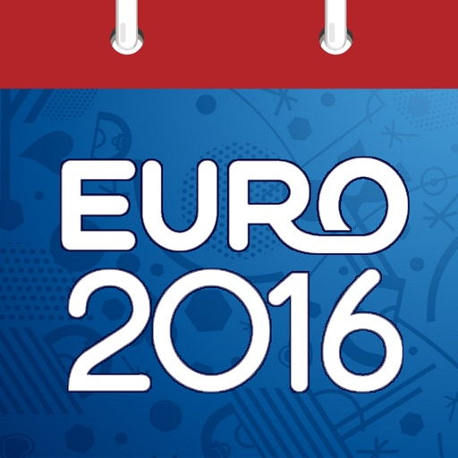 Soccer matches France 2016 icon