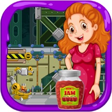 Activities of Mom's Jam Factory Simulator -  Make flavored jams in this cooking game