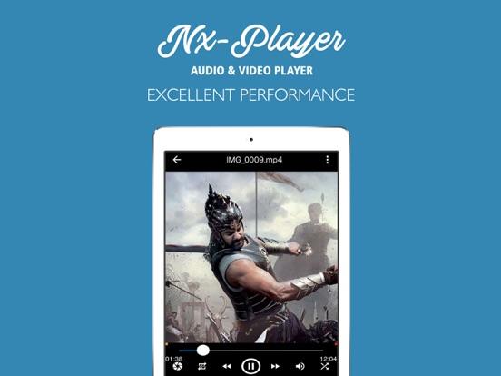 NX Player PRO - Play HD videosのおすすめ画像1