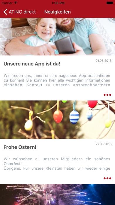 ATINO direkt screenshot
