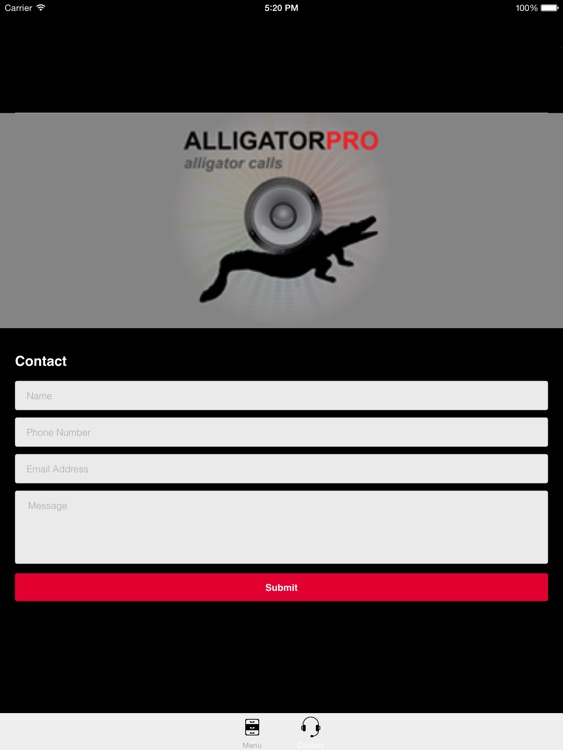 REAL Alligator Calls and Alligator Sounds for Calling Alligators screenshot-2