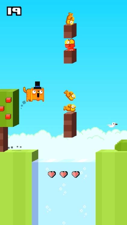 Crossy Cat: Road to Fishland screenshot-4
