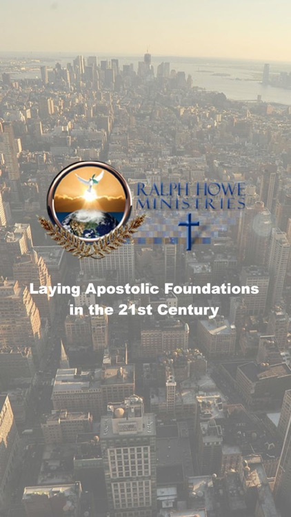 Ralph Howe Ministries screenshot-4
