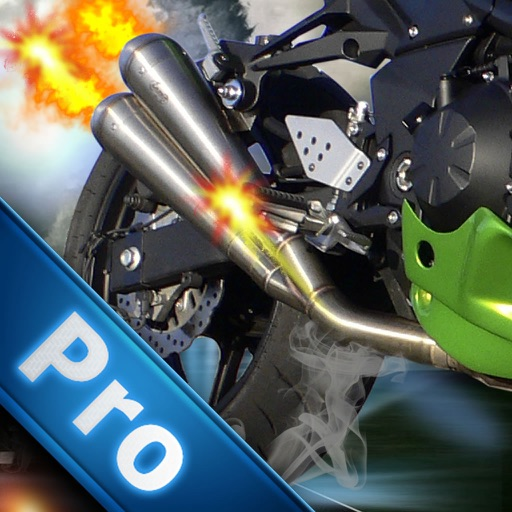 Mad Super Motorcycle PRO - Awesome Bike Simulator Racing Game