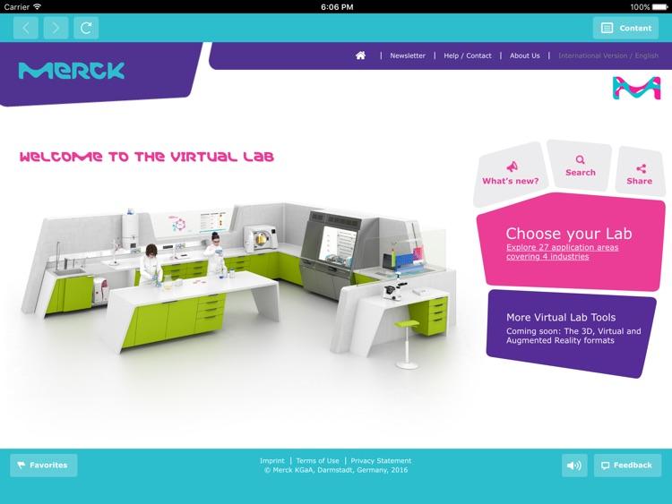 The Virtual Lab