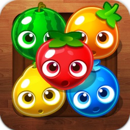 Super Fresh Fruits - Connect Game Paradise Ranch