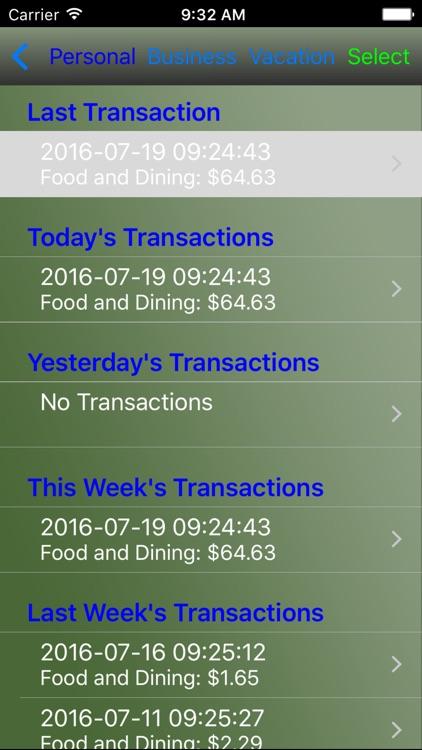 gWallet Pro – Personal & Business Virtual Wallet screenshot-4