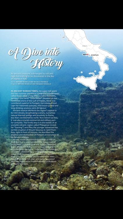 Scuba Diver Magazine screenshot-3