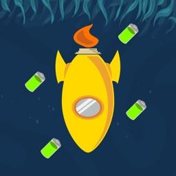 Rocket Run - Avoid the Spikes