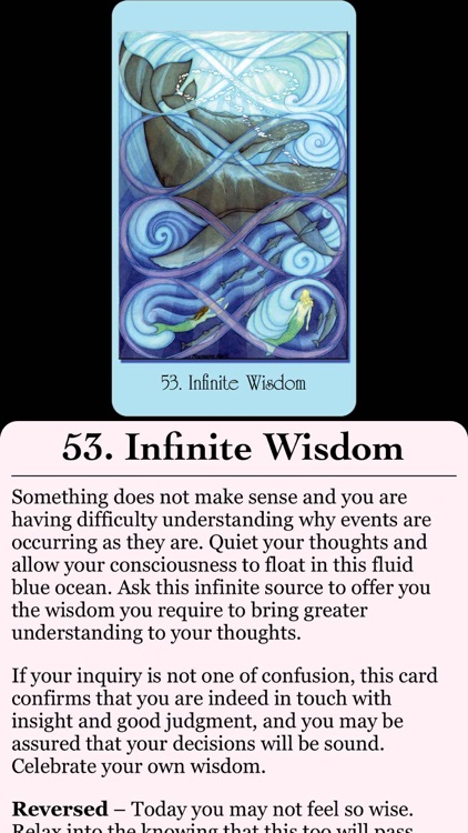 Sacred Geometry Cards for the Visionary Path screenshot-3