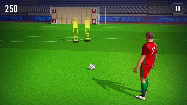 Soccer Free Kick Best Player screenshot-3