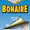 Bonaire. Road map