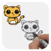 Learn How to Draw Cute Animals for iPad