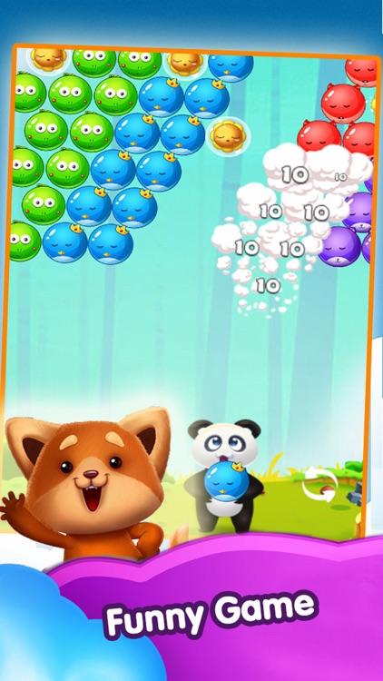 Puzzle Bubble Crush Mania