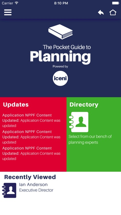 Pocket Guide to Planning