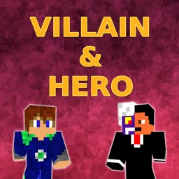 PE Super Villain & Hero Skins for Minecraft Pocket Edition