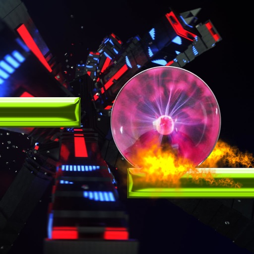 A Stellar Jump Geometry - Best Neon Bouncing Game